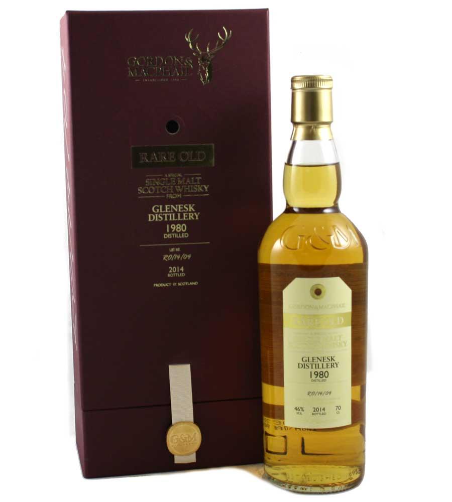 Glenesk 1980 - Rare Old (G&M) - Bottled 2014