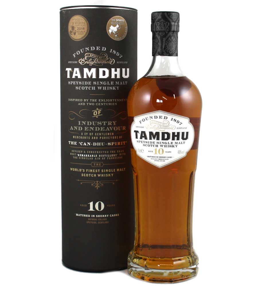 Tamdhu 10 Year Old Whisky