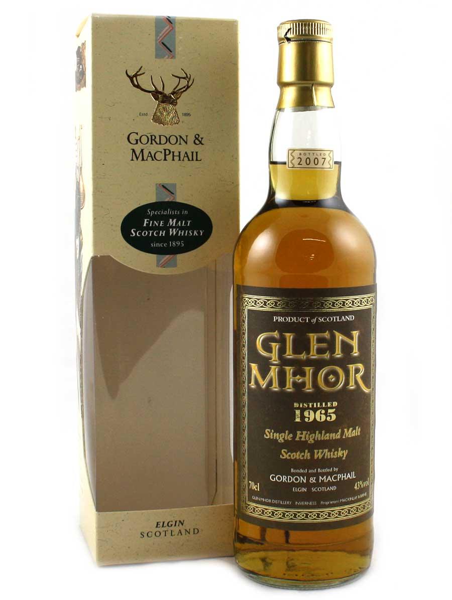Glen Mhor 1965 - Bottled 2007