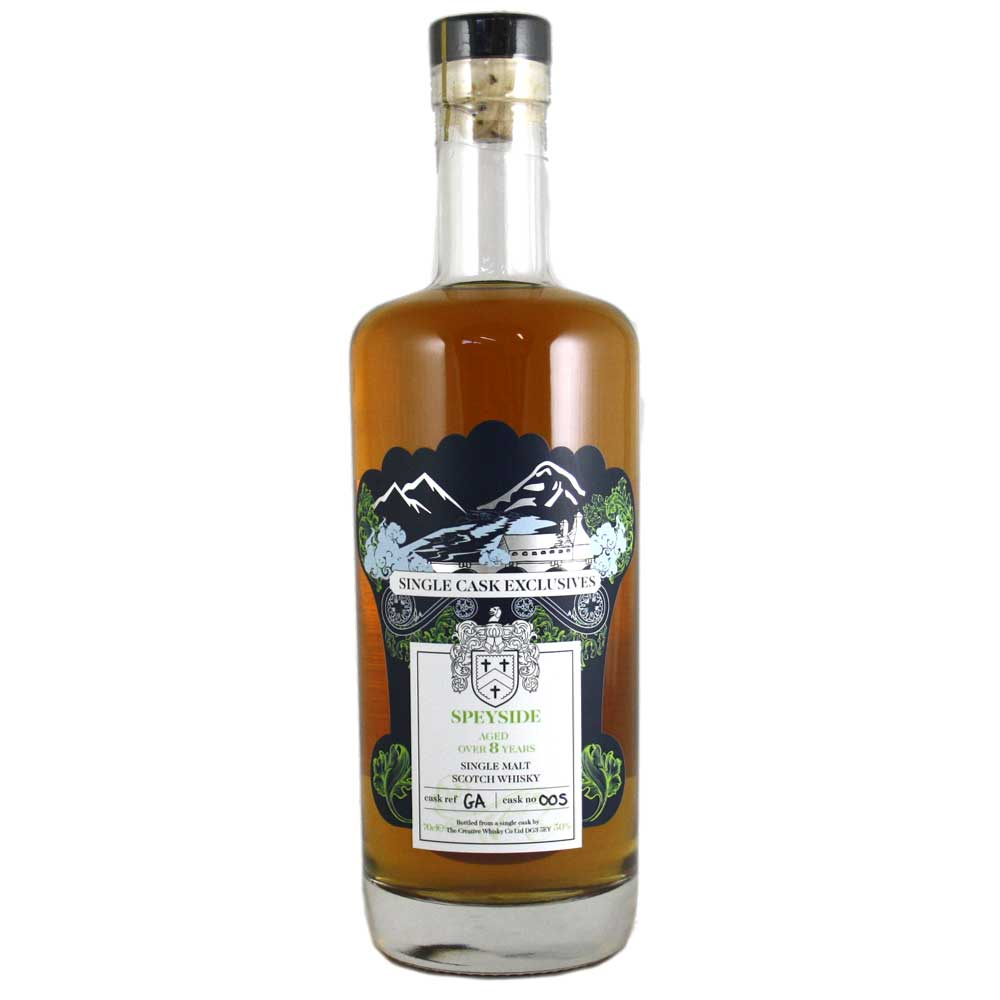 Glenallachie 8 Year Old #005 - Creative Whisky Co