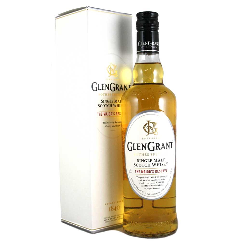 Glen Grant - The Majors Reserve
