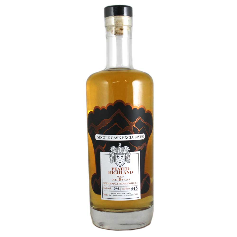Glenturret 8 Year Old RM #013 - Creative Whisky Co