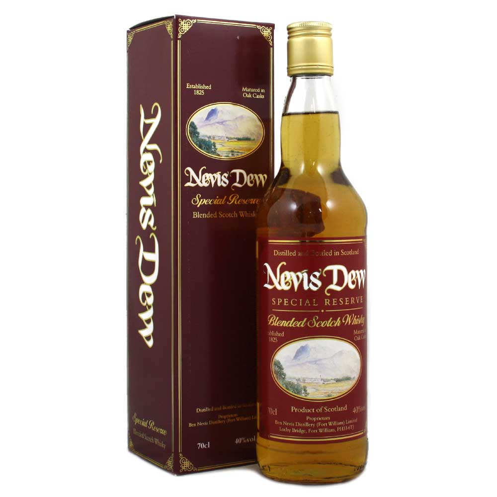 Ben Nevis Special Reserve Whisky