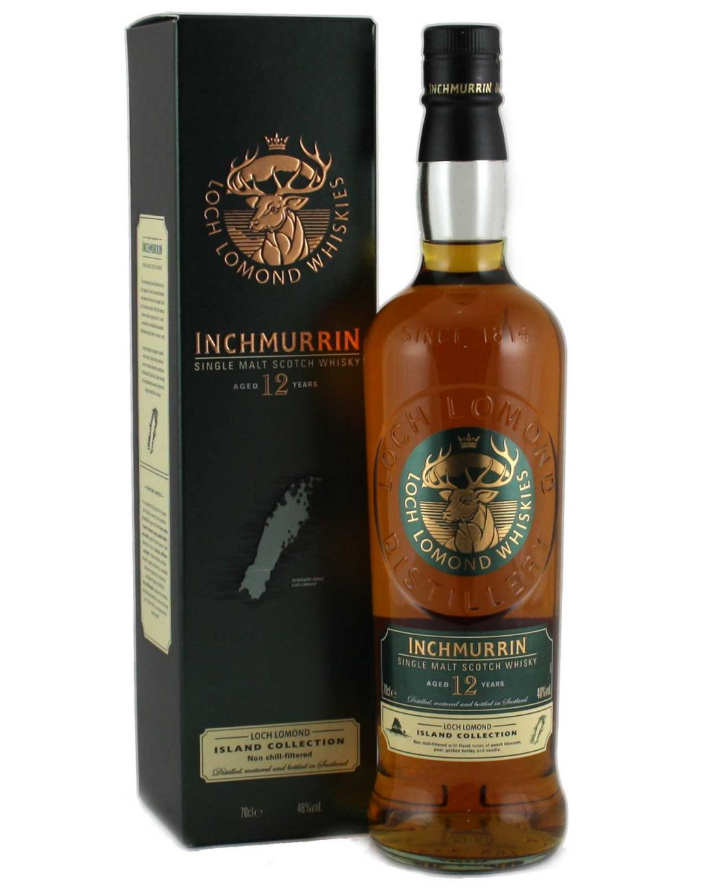 Inchmurrin 12 Year Old - Island Collection
