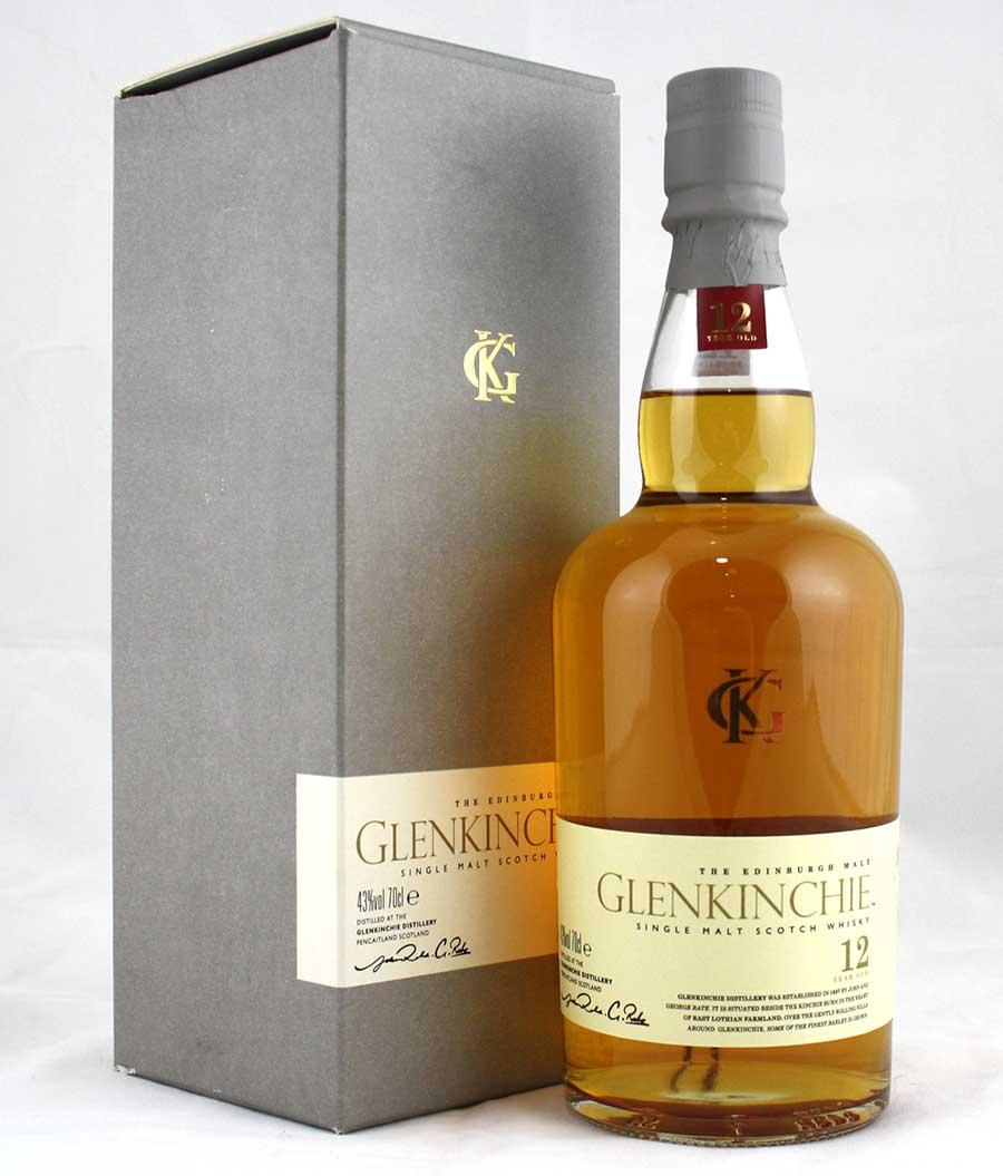Glenkinchie 12 Year Old Whisky