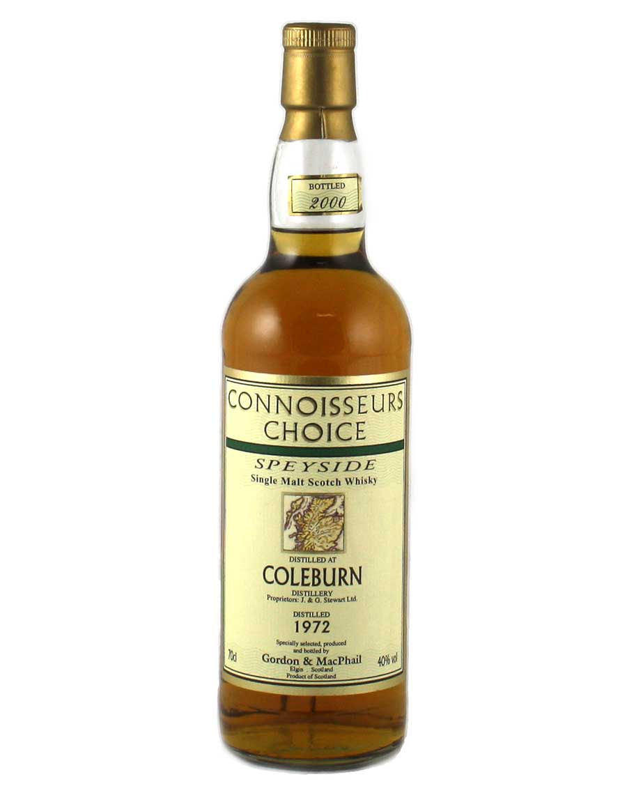 Coleburn 1972 connoisseurs Choice - Bottled 2000