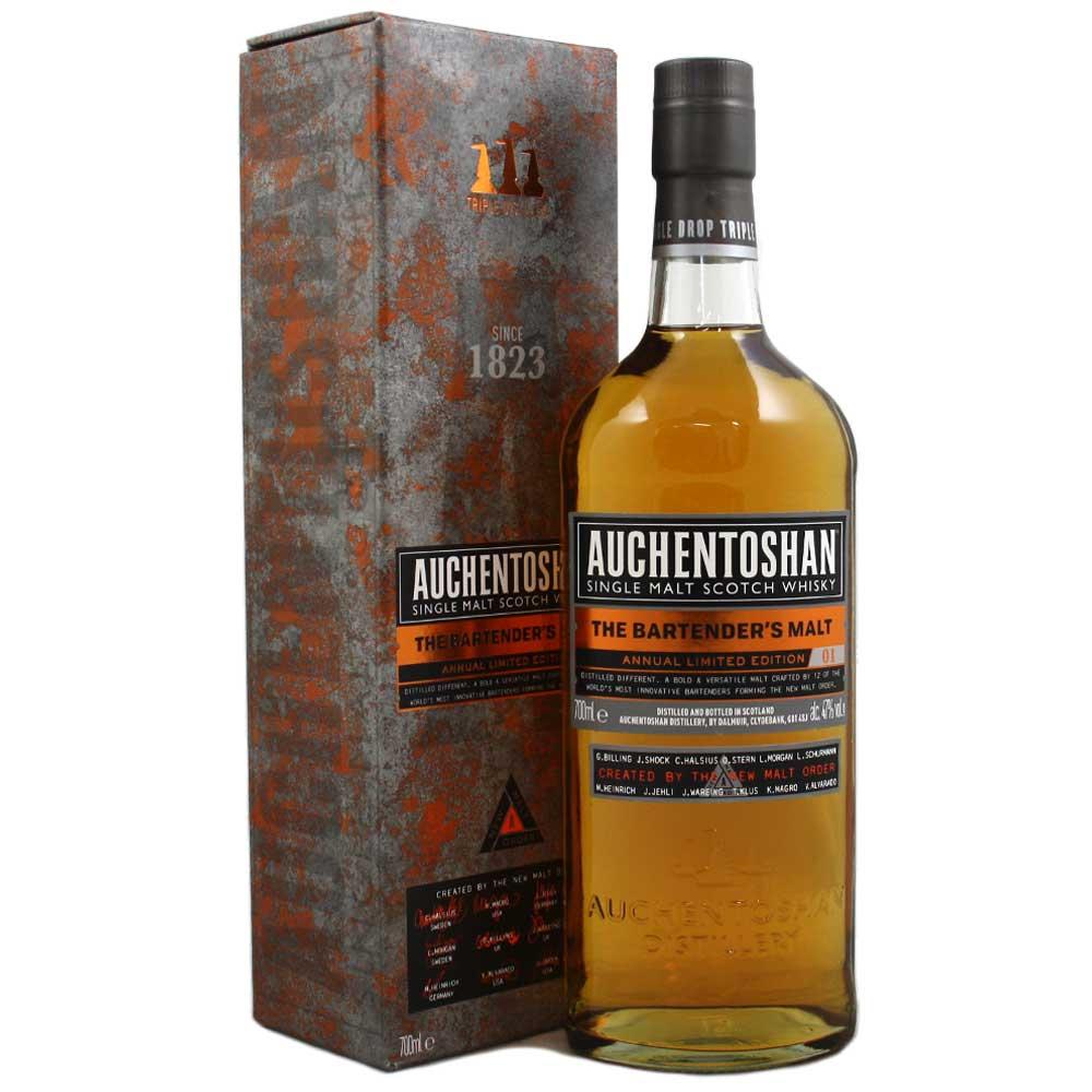 Auchentoshan Bartenders Malt - Batch 1