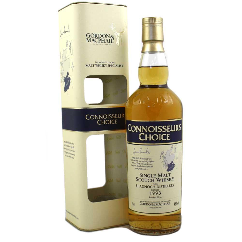 Bladnoch 1993 Connoisseurs Choice - Bottled 2016