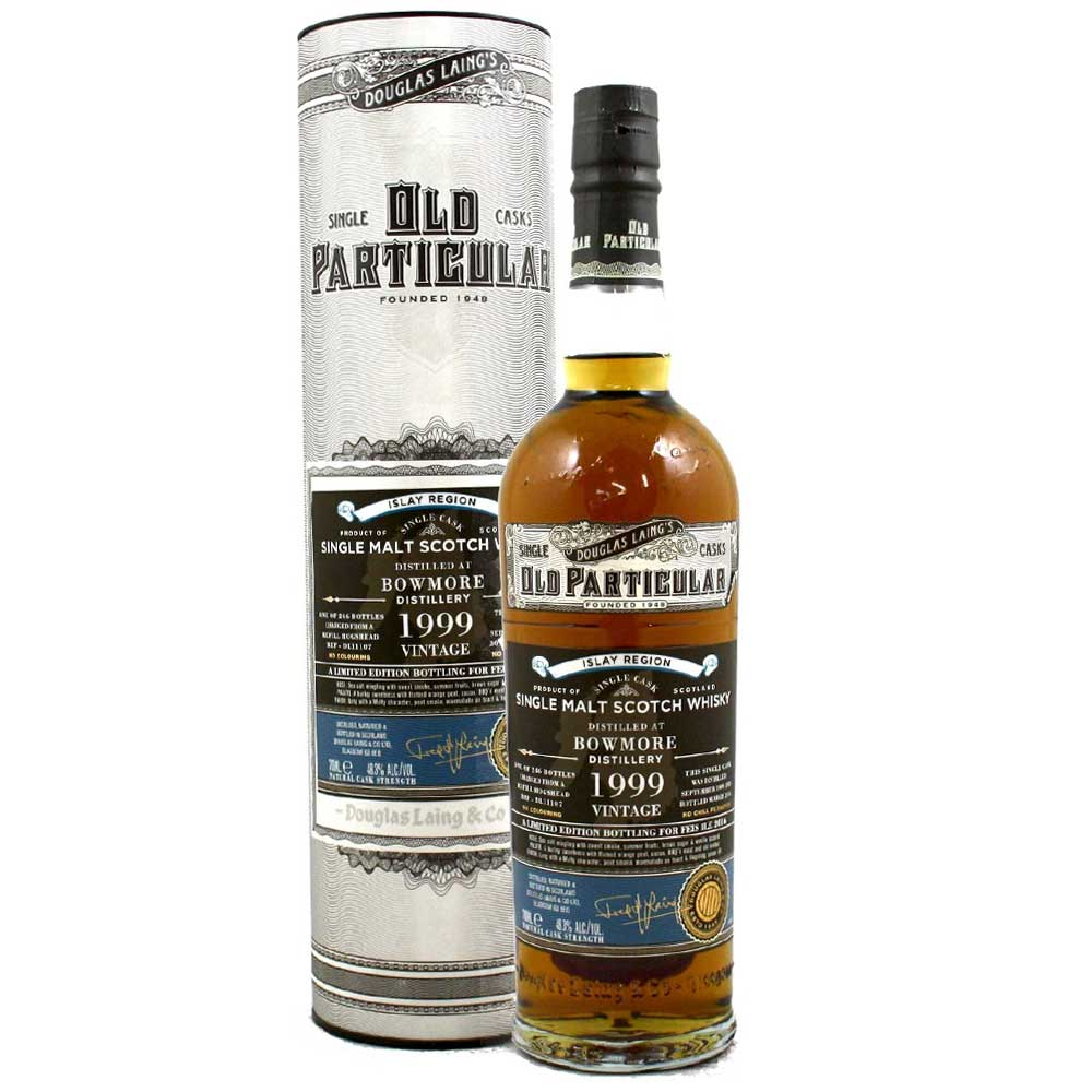 Bowmore 1999 Old Particular Feis Ile 2016