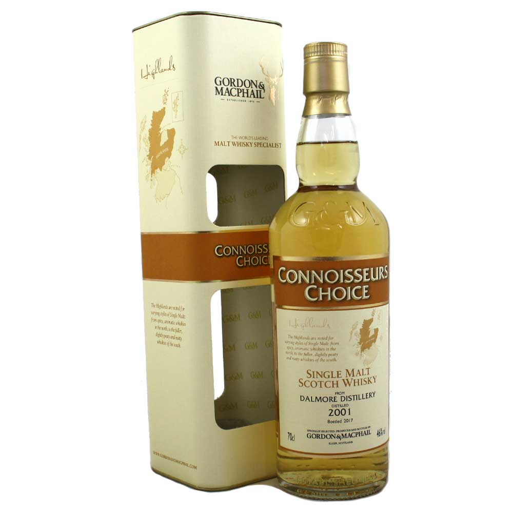 Dalmore 2001 Connoisseurs Choice - Bottled 2017