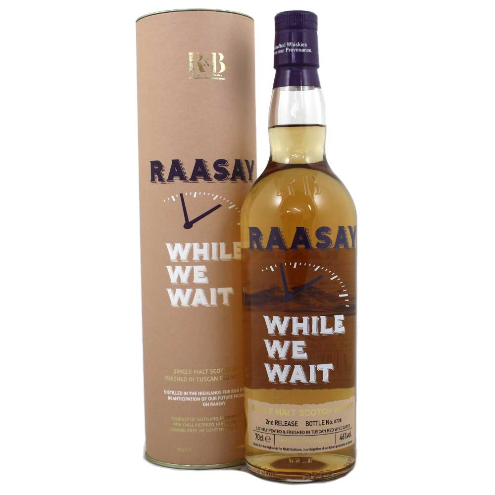 Raasay While We Wait - 2nd Release