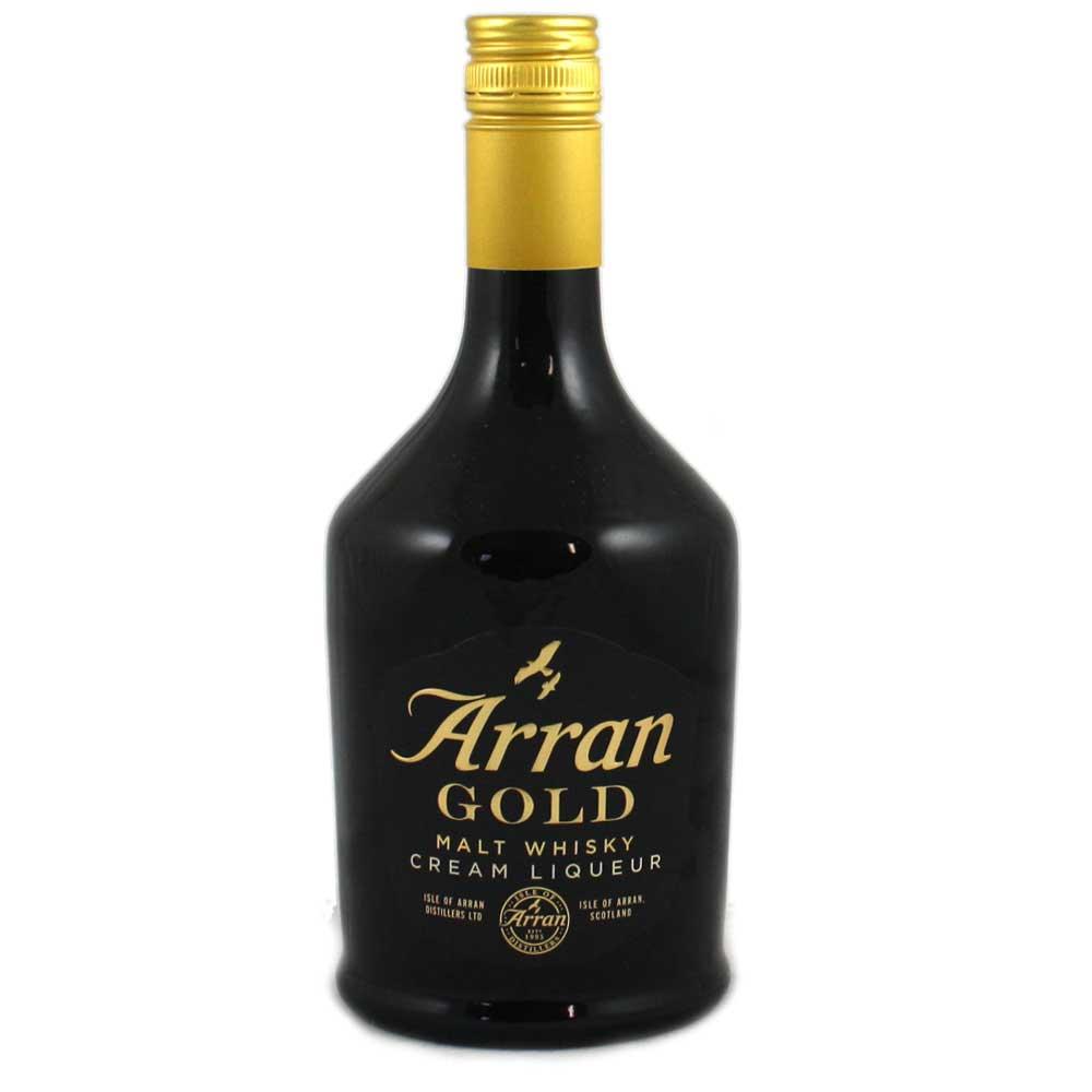Arran Gold Malt Whisky Cream Liqueur