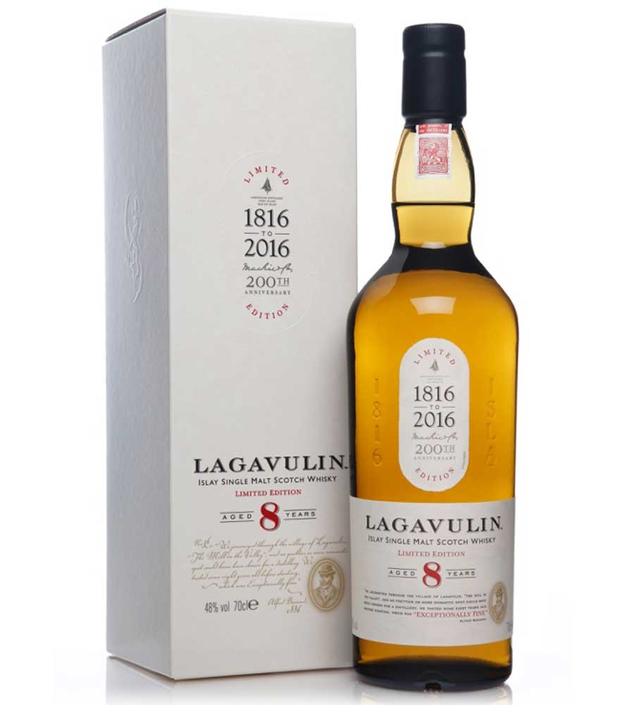 Lagavulin 8 Year Old - Limited Release
