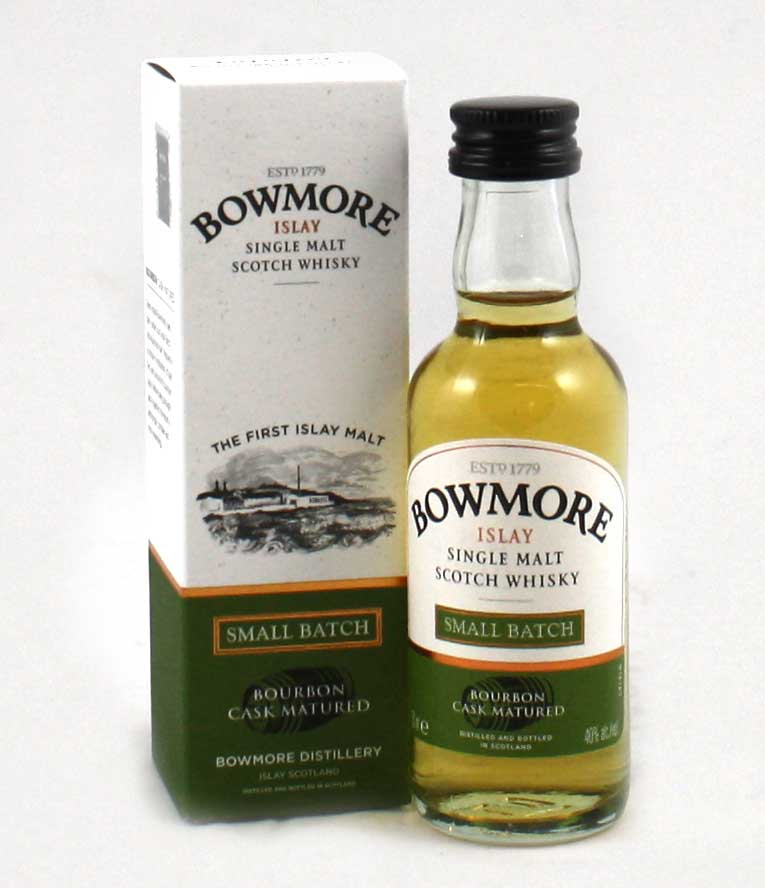 Bowmore Small Batch 5cl Miniature