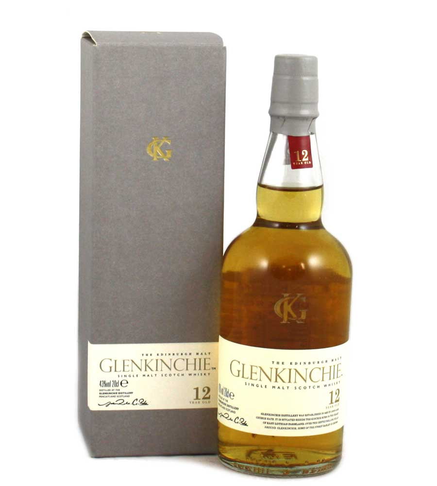 Glenkinchie 12 Year Old Whisky - 20cl