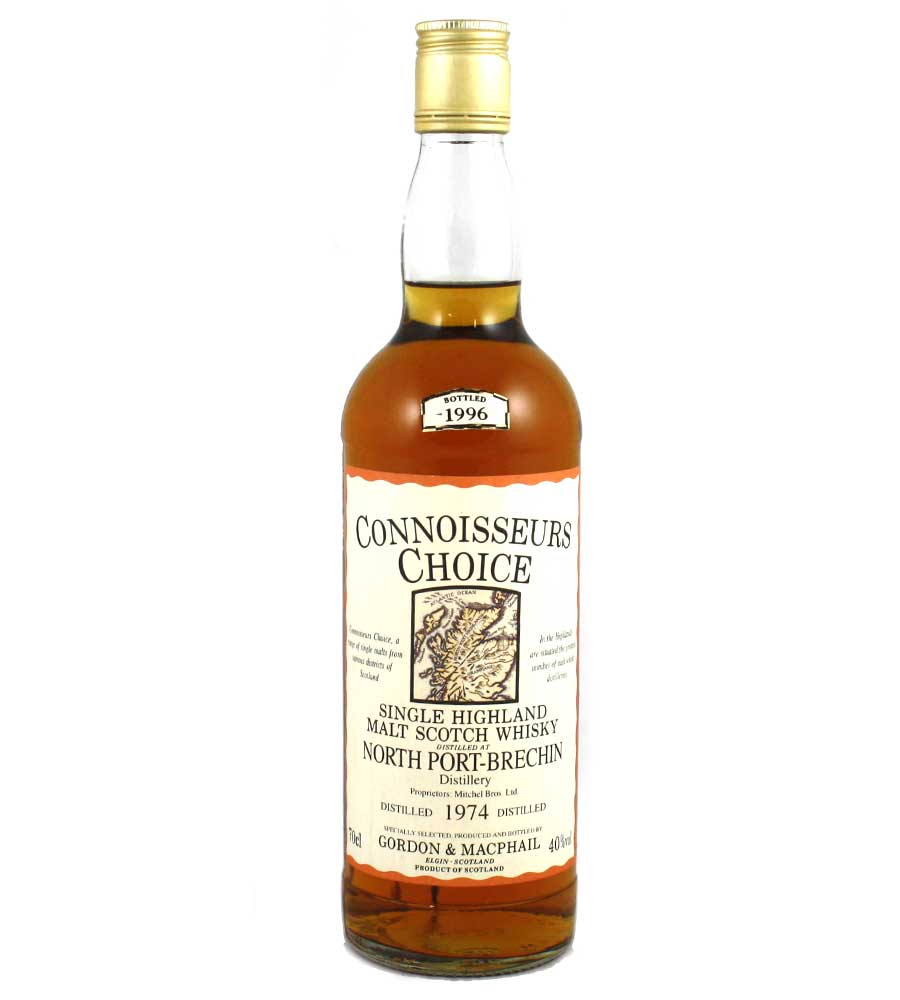 North Port Brechin 1974 Connoisseurs Choice Bottled 1996