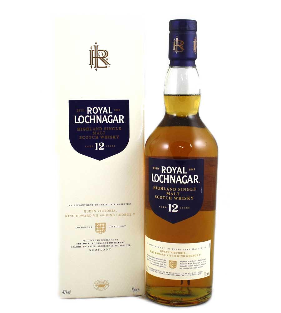 Royal Lochnagar 12 Year Old Whisky