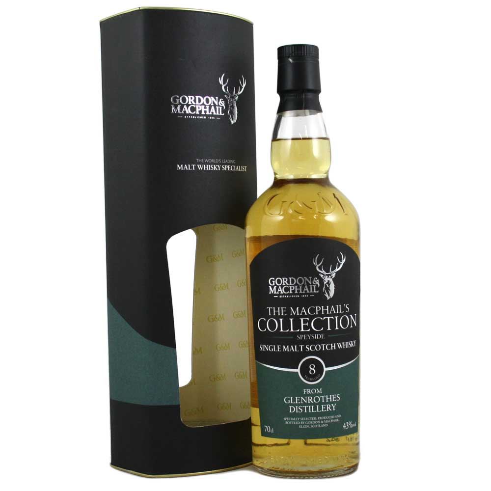 Glenrothes 8 Year Old MacPhails