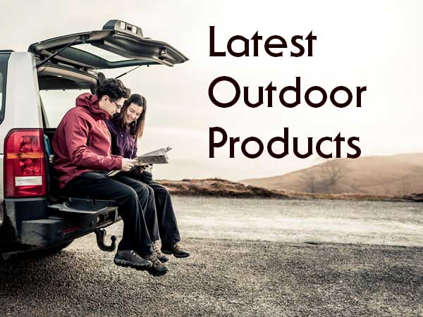 Latest Outdoor products from the Outdoor Store