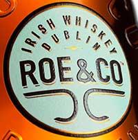 Roe Co Irish Whiskey